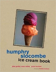 Humphry Slocombe Ice Cream Book cover.